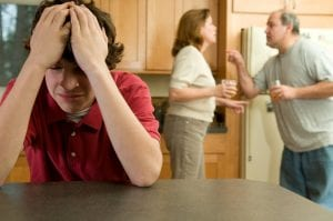 how addiction effects family