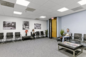 San Diego Apex Recovery Rehab for Drug and Alcohol Addiction Waiting Room