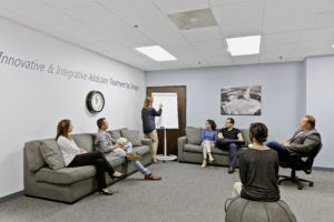 San Diego Apex Recovery Rehab for Drug and Alcohol Addiction Outpatient Room