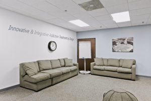 San Diego Apex Recovery Rehab for Drug and Alcohol Addiction Group Therapy Room