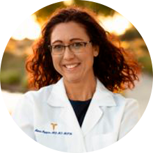 Dr. Aimie Apigian, MD, MS, MPH – Medical Director